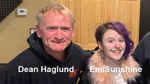 EmiSunshine Joins CHILLPAK HOLLYWOOD HOUR With The X-Files' Dean Haglund