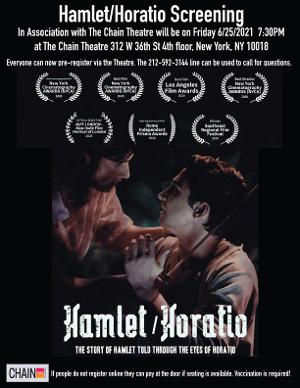 HAMLET/HORATIO Will Be Released by Glass House Distribution