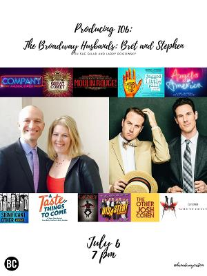 Sue Gilad and Larry Rogowsky Host Producing 106 Session Featuring Bret Shuford And Stephen Hanna