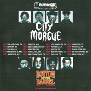 Monster Energy Outbreak Tour Presents City Morgue
