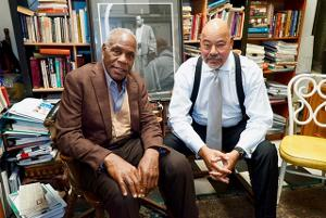 Danny Glover And Ben Guillory Join  Zoom Chat July 4