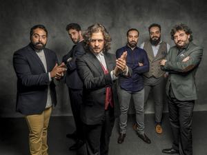 WMI Presents Flamenco Legends By Javier Limón: The Paco De Lucía Project
