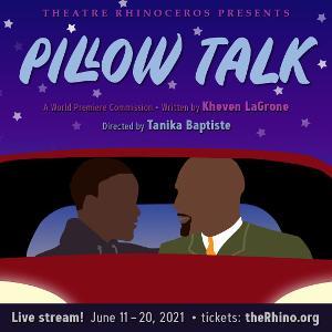 Theatre Rhinoceros Presents PILLOW TALK