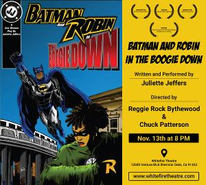 BATMAN AND ROBIN IN THE BOOGIE DOWN Returns Next Month