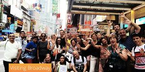 ExperienceFirst Launches New Live Stream Series VISITING BROADWAY