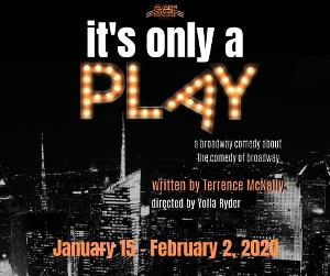 Stockton Civic Theatre Presents IT'S ONLY A PLAY