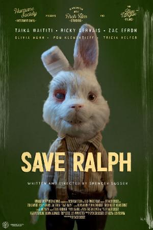 VIDEO: Taika Waititi, Ricky Gervais, Zac Efron, Olivia Munn and More Star In New Humane Society Animated Short Film SAVE RALPH