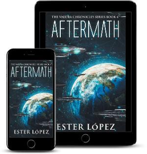 Ester Lopez Releases New Science Fiction Adventure Novel AFTERMATH