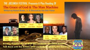 Jocunda Festival Presents THE GRACE OF GOD & THE MAN MACHINE