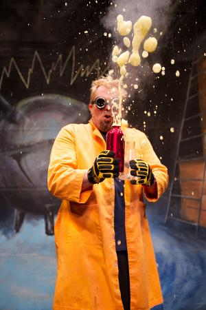Music, Puppetry And Erupting Science: JUST KIDDING Announced At Symphony Space In February