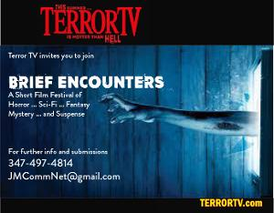 Terror TV Short Film Festival Looking For Entries