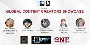 GLOBAL CONTENT CREATORS 2021 Special Virtual Event Featuring All-Female Panel Set For April 13