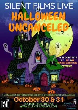 BMISponsors Free Family-Friendly Halloween Virtual Concerts Benefiting Education Through Music-Los Angeles
