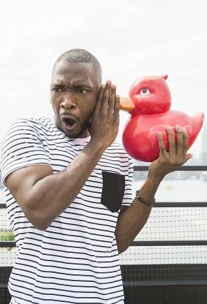 Jay Pharoah Joins The All Star Virtual Comedy Fundraiser COMICS STAND UP FOR ANTON & MARI
