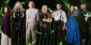 Kevin Clifton, Duncan James & More to Star in Jeff Wayne's Musical Version of THE WAR OF THE WORLDS