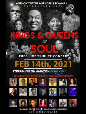 Lillias White, Jacqueline B. Arnold, Deanne Stewart And More Star In KINGS AND QUEENS OF SOUL Concert