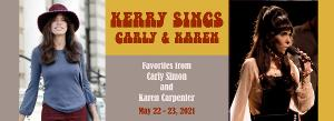 Sunset Playhouse to Reopen its Doors With KERRY SINGS CARLY & KAREN