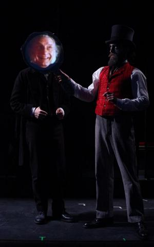 A CHRISTMAS CAROL Brings The Holiday Spirit To Jersey City At Art House Productions