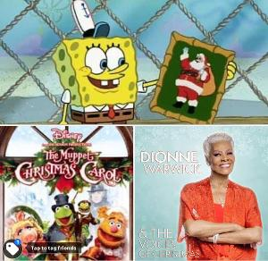 Dionne Warwick, SPONGEBOB'S Tom Kenny & Paul Williams Join Tom Needham On THE SOUNDS OF FILM CHRISTMAS EVE SPECIAL