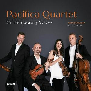 Pacifica Quartet Presents Works By Pulitzer-Winning Composers On Cedille Records
