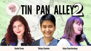 TIN PAN ALLEY 2 Concert Series Spotlights Women+ Writers