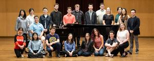 Kent State University Piano Division To Host Student Scholarship Gala Concert