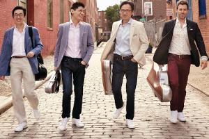 Violinist Angelo Xiang Yu Joins The Shanghai Quartet