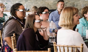 Institute On Disabilities, People's Light And The National Theatre Of Great Britain To Present Smart Caption Glasses