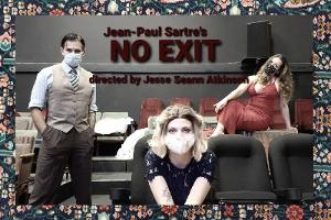 Mid-World Players At The Found Theatre Presents Jean-Paul Sartre's NO EXIT