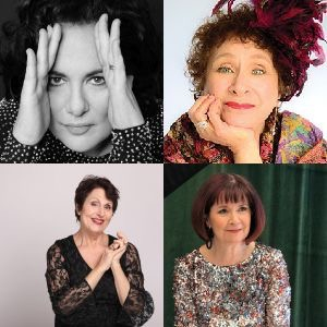4 WOMEN 4 STORIES Returns To Don't Tell Mama Sept 18th