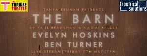 THE BARN Will Stream Live From The Turbine Next Month