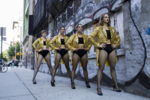 NYC's Guilty Pleasures Cabaret Presents THE FEMME FATALE