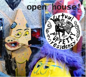 Virtual Puppetry Residency Announces Online Events Celebrating World Puppetry Day