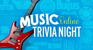 State Theatre New Jersey Presents Music Online Trivia Night
