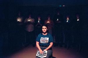 Youth Activism Takes The Stage In #HereToo Project, With Support From Tectonic Theater Project