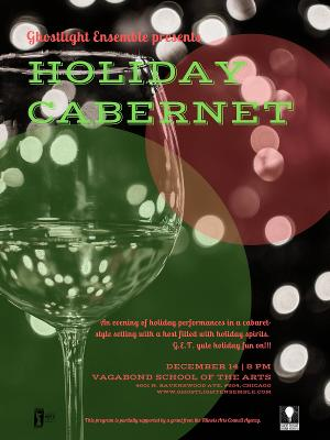 HOLIDAY CABERNET is Back For Second Year