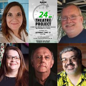 Sauk Will Present 24-HOUR THEATRE PROJECT