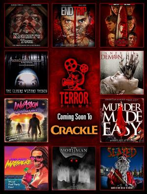 Ten Horror Titles From The Terror Films' Library Move To Crackle