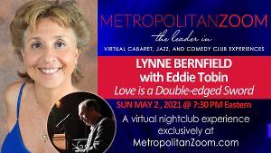 Lynne Bernfield and Eddie Tobin Will Perform on MetropolitanZoom