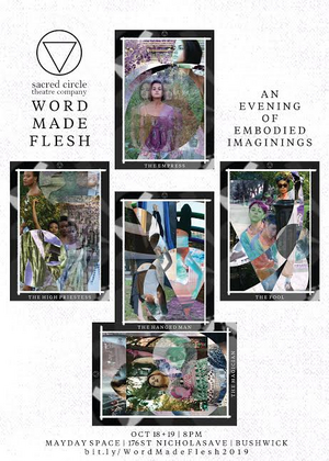 Sacred Circle Theatre Company To Present Fourth Annual Festival Of New Work, Word Made Flesh, In Bushwick