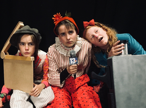 New England Youth Theatre Presents CLOWN TV