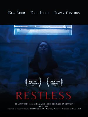 Short Film RESTLESS To Have World Premiere Screening In The Big Apple Film Festival