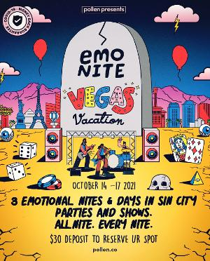 Avril Lavigne, Travis Barker, and More Announced for Emo Nite Vegas Vacation