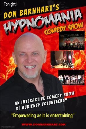 Don Barnhart's HYPOMANIA Brings Family Friendly Holiday Cheer To Las Vegas Show