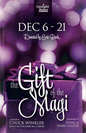 GIFT OF THE MAGI Reimagined In Austin 1930s