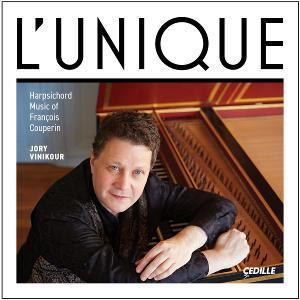 Harpsichordist Jory Vinikour Surveys Couperin Keyboard Suites On 'L'Unique' Out April 10