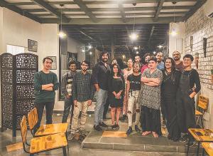 Drag Open Mic At Cafe Rasasvada Creates Unique Art Community