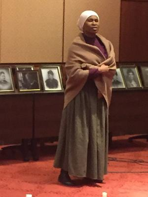 Harriet Tubman Makes History At U.S. Capitol Visitors Center