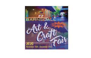 Barnsdall Virtual Art & Craft Fair Supports Local Artists