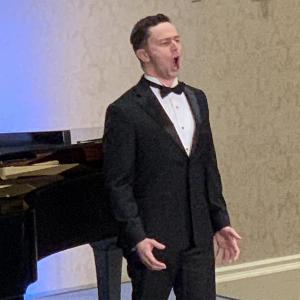 Tenor Matt Hill Wins First Prize In 46th NATS Artist Award Competition